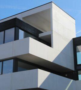 Architectonisch beton