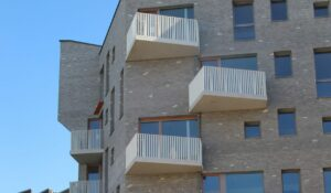 Balkons en terrassen